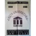 Boliche Harvard Años