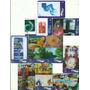Serie Completa De Tarjetas Telefonicas Brasil Arte