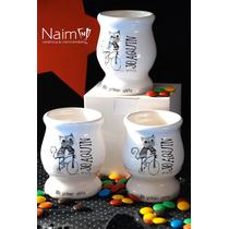 Souvenirs Mates Ceramica Personalizados Cumpleaños 15 Bodas