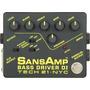 Sansamp Bddi Bass Driver Di Pedal Bajo Pre Y Caja Directa