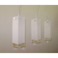 Lámpara Colgante 3 Luces Para Bajo Consumo!!! Fabricante!!!