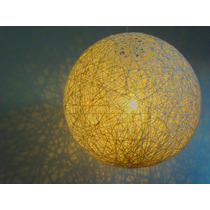 Hermosas Lámparas De Hilo - Medida: 40cm
