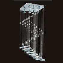 Thr3 Iluminacion Araña Moderna De Techo Lampara Colgante 6l