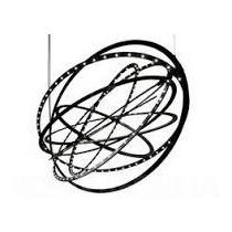 Artemide Copernico Suspensión Led Negro