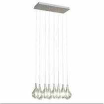 Lámpara Colgante Gota De 8 Luces (2x4)