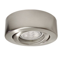 Spot Plafon Movil P/ Lampara Dicroica Apto Iluminacion Led