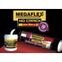 Membrana Megaflex No Crack Nº450 40kg Color Bco-rojo-alumin