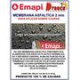 Membrana Asfaltica 3mm 25 Kg Emapi Consulte Por 4mm