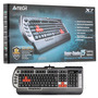 Teclado Profesional Gamer A4tech X7 G800v Usb Multimedia Pc