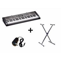 Teclado Organo Casio Ctk1300 Es 61 Teclas T/ Piano 5 Octavas