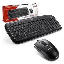Tec+mouse Genius Ss C110 Usb Black Rosario Local