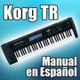 Korg Tr - Manual En Español (503 Paginas)
