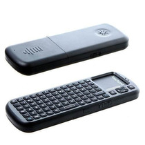 Teclado Inalambrico Mini Con Touchpad Smart Tv/apple Tv/ Pc