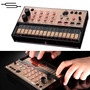 Sintetizador Analogico Korg Volca Keys 3 Notas Midi C/ Video