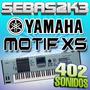Converti Tu Pc En Un Yamaha Motif Xs - Nuevo!