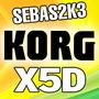 Converti Tu Pc En Un Korg X5d