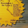 Set Soundpack 1 Orgelstudio - Pemo Para Tyros 3-4