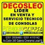 Decosleo Servicio Tecnico Oficial Ps2 Ps3 Ps4 Xbox 360 Psp