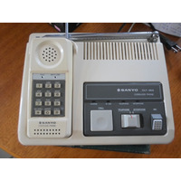 Telefono Antiguo Inalambrico Sanyo Clt 35a (no Funciona)