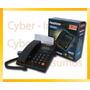 Teléfono Panaphone Kxt 085 Con Identificador Manos Libres