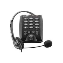 Cabezal Telefónico Con Teclado Hst-6000, Manos Libres