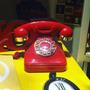 Telefono Retro Vintage Rojo Varios Colores Local Comercial