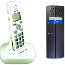Telefono Inalambrico Y Portero Vi.com 3622 Altavoz Caller Id
