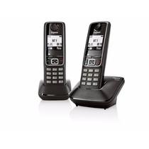 Teléfono Inalámbrico Gigaset A420 Duo Manos Libres Germany!