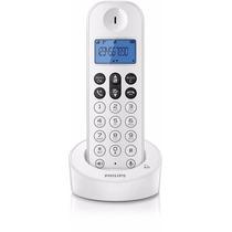 Telefono Inalambrico Philips D1211w/77 Blanco Manos Libres