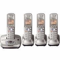 Inalámbrico Panasonic Kxtg4024 Dect 6.0 Cont. C-id 4 Handies
