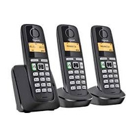 Telefono Inalambrico Gigaset A120 Trio Base + 2 Terminales