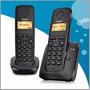 Telefono Inalambrico Gigaset A120 Duo Caller Id 1.8 Eco Plus