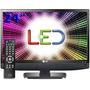 Tv Led Lg 24 + Monitor 24mn42a Hdmi Usb Vesa Con Garantia