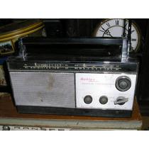 Antigua Radio Noblex Giulietta 2 Bandas 7 Transistor