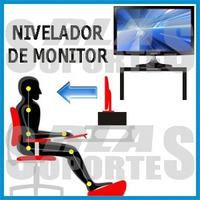 Tarima Pedestal Elevador Monitor Tv Led Dvd Vcr Deco Play