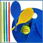 Tenis Orbital Giraball Original Palo Con Pelota! O F E R T A