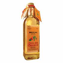 Mezcal Oro De Oaxaca 750ml. - Origen Mejico 1 X750ml.