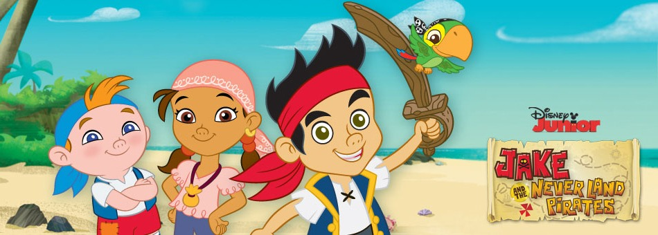 Fondo de pantalla de jake y los piratas de nunca jamas for Yei y los piratas de nunca jamas
