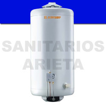 Termotanque Gas Natural 100 Lts Ecotermo Populi Imperdible!