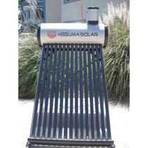 Termotanque Solar Hissuma Solar 150l C/tanquecito