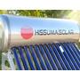 Termotanque Solar Hissuma Solar 150l Todo Acero