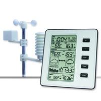 Estacion Meteorologica Inalambrica Sensor Externo Dzwh 1050