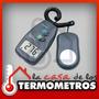 Luxometro Digital - Medidor De Intensidad De Luz C/estuche