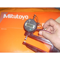 Mitutoyo Medidor Digital Espesores 12 Mm - Muy Bo Digimatic