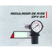 Regulador De Aire Versa Gpv-04#