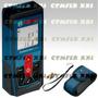 Telemetro Medidor Distancia Laser Bosch Glm 40 10 Memorias