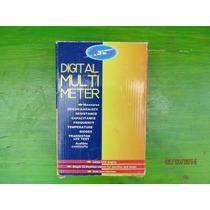 Tester Digital Multimetro New Dt 840 D