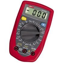 Multimetro Tester Digital Baw Ut-33c