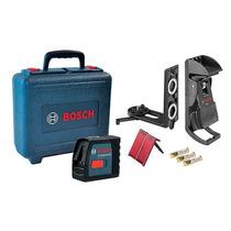 Nivel Laser Bosch Gll2-15 + Bm3 Autonivelante Maletin Y Acc