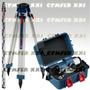 Kit Nivel Optico Bosch Gol 26 + Trípode + Regla Telesc Gr500
